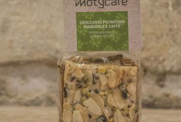 Croccante di Pistacchio, Mandorle e Caffé